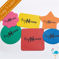 Leap 'N Learn Mats - Set of 5